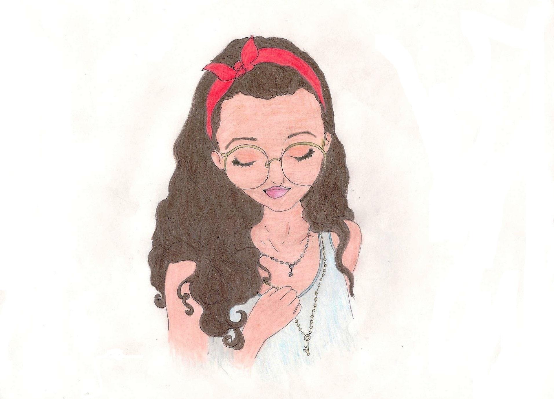 Conhecido Tchau desenhos a lápis!!! Parte I – Uma Garota Quixotesca QV26